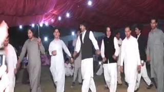 Pashtun Attan at Gomal University Di Khan Singer Shaukat Aziz Wazir sponsored by Mashal Radio