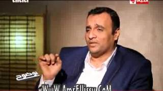 """#بوضوح   رئيس عصابة """"سرقة عملاء البنوك 20-12-2015   مع د.عمرو الليثي"""