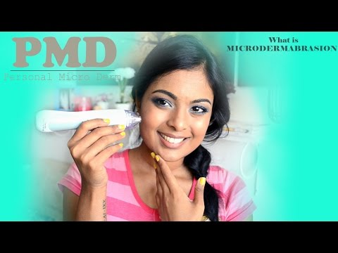 What is Microdermabrasion? All about PMD - Personal Micro Derm