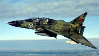 Fighter Aircraft of Sweden - JAS-39,J-37,J-35