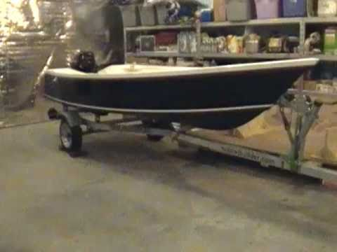 Tango Skiff 14 Double Take Stitch and Glue Boat Building