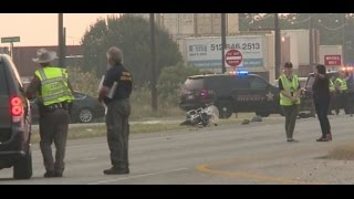 Motorcyclist, 62, killed in Hutto crash hit by several vehicles