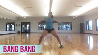 Jessie J, Ariana Grande, Nicki Minaj - Bang Bang (Dance Fitness with Jessica)