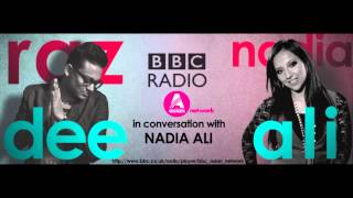 Raz Dee in conversation with Nadia Ali | Bangla R&B Artist | BBC Asian Network |
