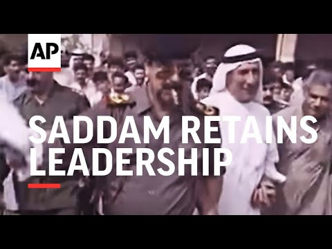 Xxx Mp4 Iraq Kuwait Saddam Retains Leadership 3gp Sex