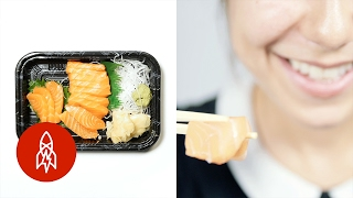 Thank Norway for Your Salmon Sushi