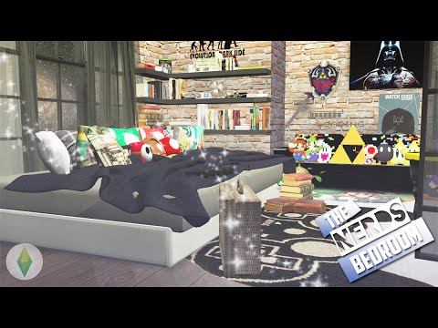 Xxx Mp4 Sims 4 SPEED BUILD High School Cliques The Nerds Bedroom 3gp Sex