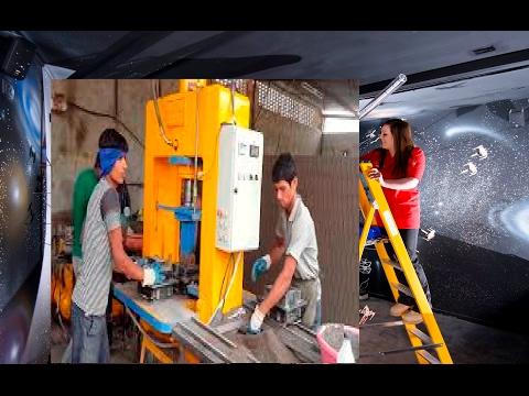 best hydraulic machine for interlock paver blocks