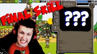 GETTING THE FINAL SKILL! | Grow Castle