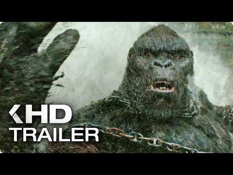 Kong: Skull Island ALL Trailer & TV Spots (2017)