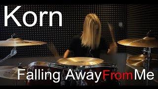 Szymon - Korn - Falling Away From Me - Drum cover HD