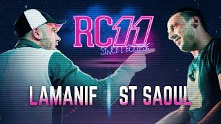 Rap Contenders 11 : Lamanif vs St Saoul