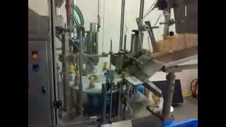 Auto rotary Tube Filling & Sealing Machine Jay Ambe Engg. Work