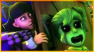[FNAF/SFM] My Dear Friend Slendrina Granny Daughter SUSIE & Olivia (FNAF6/FNAF HALLOWEEN animation)