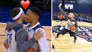 NEW Stephen Curry FUNNY MOMENTS 2017 Part 2