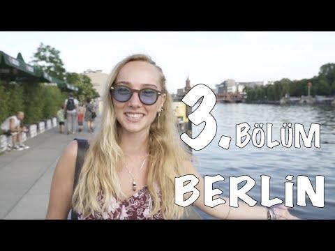 Berlin'de bir Türk daha :) - Hilal Şefkatli Berlin Gezi Rehberi