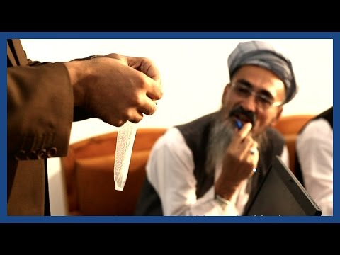 The Imams, the Taliban and the condoms | Guardian Docs