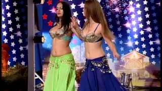 Moldova Are Talent  Ardeleanu Irina si Marina 18.10.13 Dans Arab