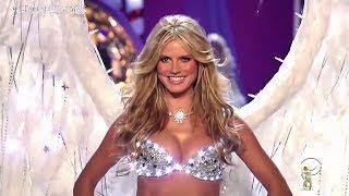 New Heidi Klum Victoria´s Secret Fashion Show compilation 1997 - 2009  by SuperModels Channel
