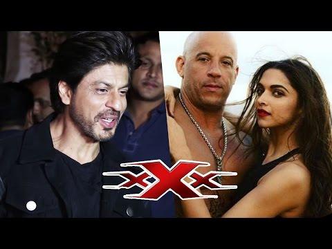 Shahrukh Khan WISHES BEST To Deepika Padukone's xXx: Return of Xander Cage