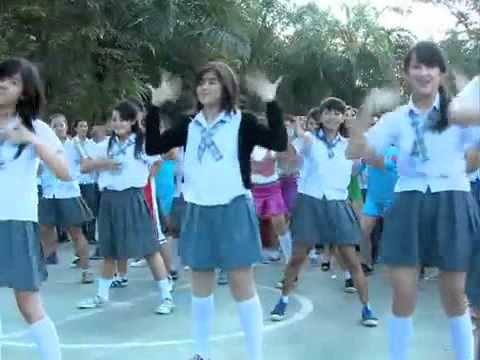 Flash Mob Putih Abu-Abu