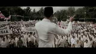 Teaser Film SOEKARNO: INDONESIA MERDEKA