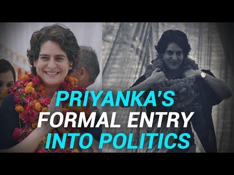 Xxx Mp4 Priyanka Gandhi Appointed Congress General Secretary For UP East BQ 3gp Sex