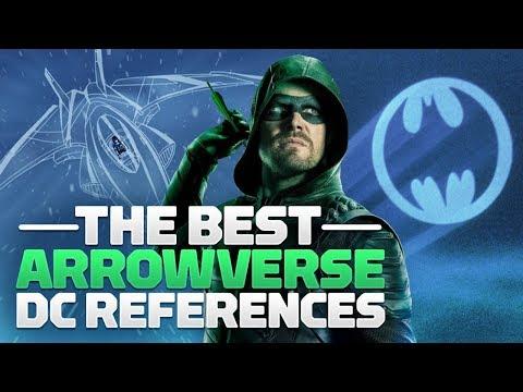Xxx Mp4 Best Arrowverse DC References Batman Wonder Woman And More 3gp Sex