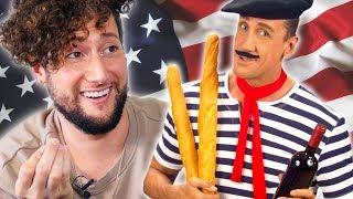 DES AMÉRICAINS ESSAYENT DE PARLER FRANÇAIS !