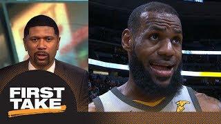 Jalen Rose on LeBron James: He