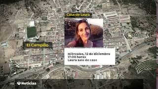 Los últimos pasos de Laura Luelmo, la joven que ha sido hallada muerta tras cinco días desaparecida