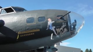 World War II navigator flies in Boeing B-17 bomber again