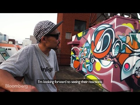 Xxx Mp4 The Evocative Painted Mural Art Of SUIKO Brilliant Ideas Ep 56 3gp Sex