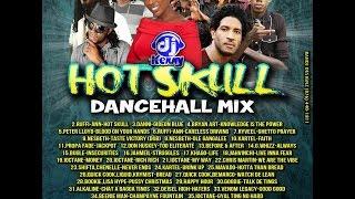 DJ KENNY HOT SKULL DANCEHALL MIX DEC 2014
