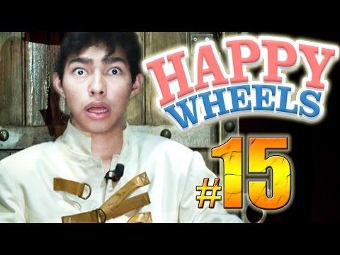 NO TE MUEVAS O PIERDES #2 - Happy Wheels: Episodio 15
