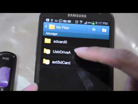 Xxx Mp4 Connecting Flash Drive To Android Using USB OTG 3gp Sex