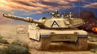 هل تعلم كيف يتم صناعة دبابة ابرامز الامريكية شاهد لتعلم كيف يتم صناعتعا M1A1