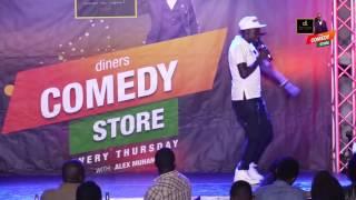 Alex Muhangi 2016 Comedy Store - KACHINA