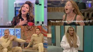 Celebrity Big Brother 16 UK - All Fights/Drama