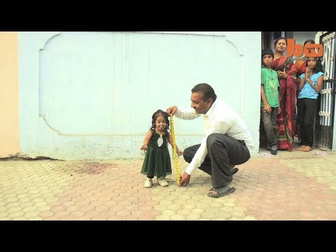 The Smallest Woman In The World