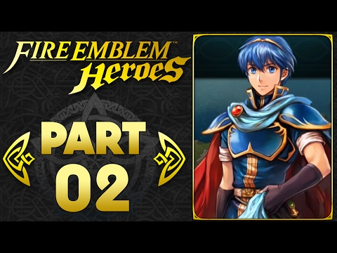 Fire Emblem Heroes - Part 2 | Chapter 1: World Of Mystery! [Normal Mode Gameplay]