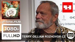 53. MFF KV | Terry Gilliam rozhovor CZ