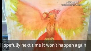Speed Paint Of Phoenix