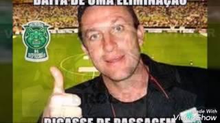 Corinthians eliminado? De novo kkkk pelo inter