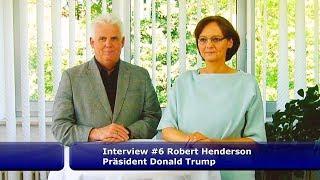 "Robert Henderson ""Präsident Donald Trump"""