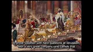 Was Queen of Sheba the Mother of Arabs and of Muhammad?