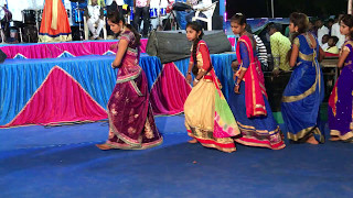 Most Beautiful And Hot Desi Village Girls Dance On Indian Gujarati Wedding, Marriage