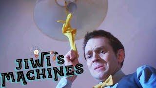 Amazing Machines! Replacing a Broken Light | Rube Goldberg | Jiwi's Machines