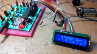Talking Repeater Controller - RAPI Pekanbaru