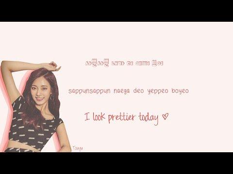 TWICE (트와이스) Look At Me Lyrics (날 바라바라봐) Han|Rom|Eng Color Coded